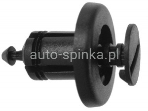 C10128 Clip: / Rivet Retaining: equipment in the engine compartment  Dacia Renault 7703072360